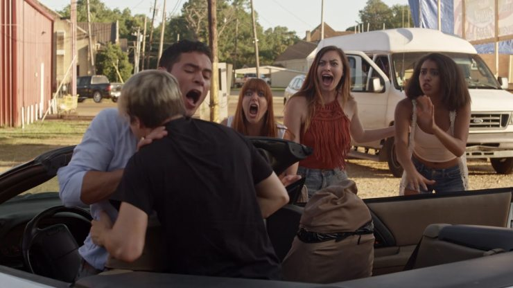 Attack of the Southern Fried Zombies2 - Attack of the Southern Fried Zombies - Eat Up This Exclusive Clip and Stills