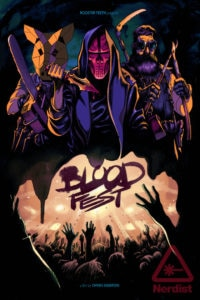 Bloodfest Teaser Poster 200x300 - SXSW 2018: The Cast of Blood Fest on Horror and Comedy