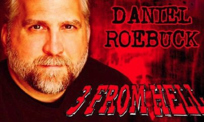 DanRoebuck - Rob Zombie's 3 From Hell Adds Daniel Roebuck AKA Morris Green