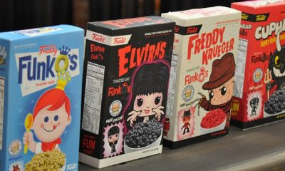 Funko Ceral - Funko Annouces New Cereals Featuring Freddy, Elvira, Beetlejuice, and More!