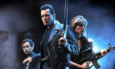 T6 - Terminator 6 Starring Schwarzenegger and Linda Hamilton Starts Shooting This Summer!