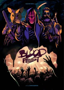 bloodfestposter 215x300 - Rooster Teeth's BLOOD FEST Gets August Release Dates