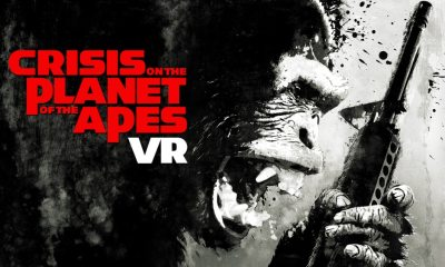 crisis on the planet of the apes 1 - Crisis on the Planet of the Apes VR Game Releasing Next Month