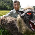 super monster wolf6 1 - Japanese Farmers Are Using Terrifying Robot Wolves to Guard Their Crops