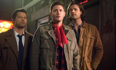 supernatural scooby3 - First Look Photos and Official Synopsis of the Supernatural/Scooby-Doo Crossover