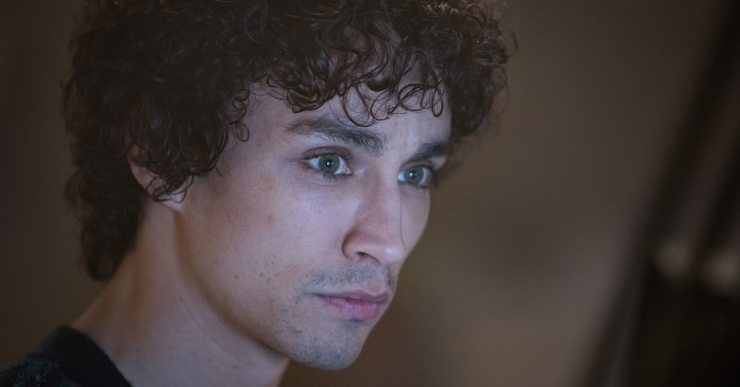 Robert Sheehan - Actor Robert Sheehan to Attend Free NYC Bad Samaritan Screening Next Thursday