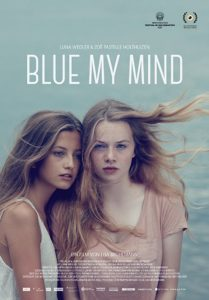 bluemymindposter 209x300 - What The Fest!? 2018: Blue My Mind Review - Spring Meets Thelma in This Coming-of-Age Story