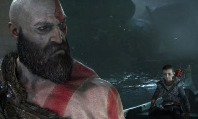 god of war kratos and Atreus 1 - God of War Becomes the Highest Rated PS4 Exclusive On Metacritic