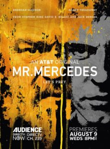 mr mercedes season 1 poster 221x300 - When Will Stephen King's Mr. Mercedes Season 2 Premiere?