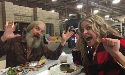 3 from hell - New BTS Look at Otis and Baby in Rob Zombie's 3 FROM HELL