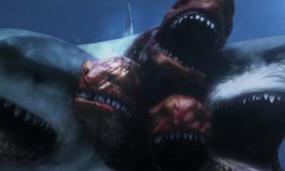 5headedsharkattackbanner1200x627 - 6-HEADED SHARK ATTACK and MEGALODON Details Surface from The Asylum
