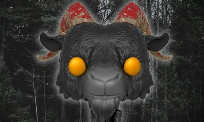 BlackPhilip - Black Phillip the F*cking Nightmare Goat Gets Funko Pop! Figure