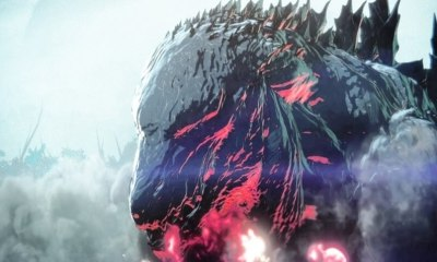 Godzilla City on the Edge of Battle 1 - GODZILLA: CITY ON THE EDGE OF BATTLE Anime Film Opening In Japan This Month