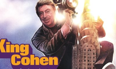 King Cohn - Larry Cohen Documentary KING COHEN Hits Theaters and VOD Later This Summer