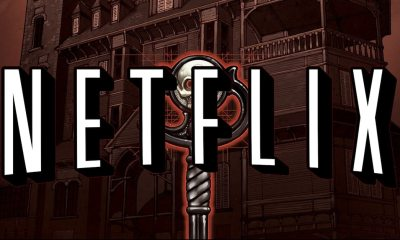 Locke and Key - Netflix Saves Joe Hill's LOCKE & KEY?
