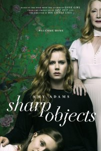 Sharp Objects 202x300 - Blumhouse's SHARP OBJECTS Series Had Some Drama Behind the Scenes