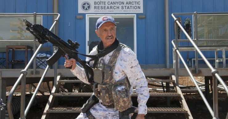 Tremors6 - Interview: Michael Gross Discusses All Things TREMORS, Gummer And Injuries!