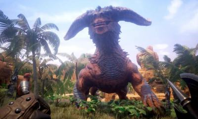 conan exiles monster 1 - CONAN EXILES Was Censored To Avoid An Adults Only Rating From The ESRB