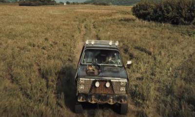 supergrid car 1 - WOLFCOP Director Lowell Dean and Star Leo Fafard Reunite for SUPERGRID