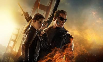 terminator genisys 01 - Even Sarah Connor Hated TERMINATOR: GENISYS