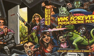vhs forever psychotronic people2 1 - VHS FOREVER? PSYCHOTRONIC PEOPLE Review - A Look Back At A Bygone Era Of Film