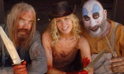 """3 from hell - Rob Zombie Says """"Sh*t Gets Crazy!"""" in 3 FROM HELL"""