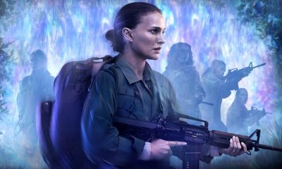 Annihilation - Does Alex Garland Plan to Make ANNIHILATION 2?