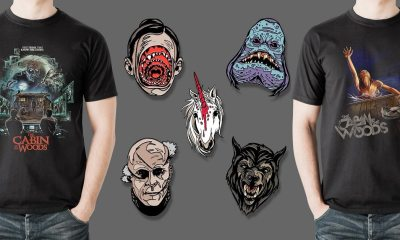 Cabin in the Woods - Fright-Rags' CABIN IN THE WOODS Collection Now Available