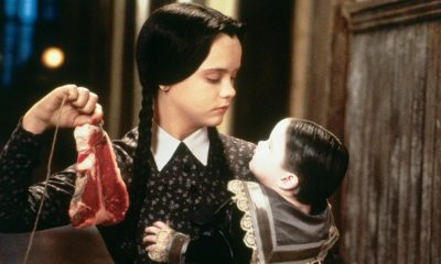 Christina Ricci - Would Ricci Return for more ADDAMS FAMILY?