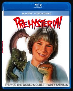 PrehysteriaCover 241x300 - Exclusive: Dinosaurs, Golden Retrievers, and PREHYSTERIA! Oh My!