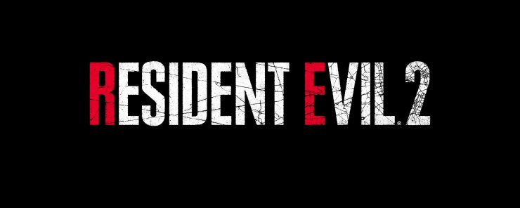 RE2   White Text Logo - E3 2018: We Go Hands-On Into Raccoon City With RESIDENT EVIL 2 Remake