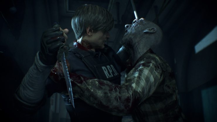 RE2 Announce Screen 17 png jpgcopy - E3 2018: We Go Hands-On Into Raccoon City With RESIDENT EVIL 2 Remake