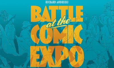 battleatthecomicexpobanner1200x627 - Fandom Gets Homicidal in BATTLE AT THE COMIC EXPO