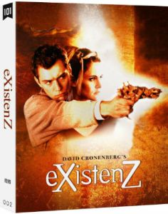 eXistenz Uk Bluray 236x300 - EXISTENZ UK Blu-ray Review - Come And Jack Into Cronenberg's Porthole Once Again
