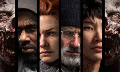 overkillwalkingdeade3banner1200x627 - E3 2018: Overkill's THE WALKING DEAD Looks Gruesome and Gorgeous