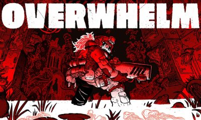 overwhelmbanner1200x627 - E3 2018: OVERWHELM is MEGA MAN For Horror Fans