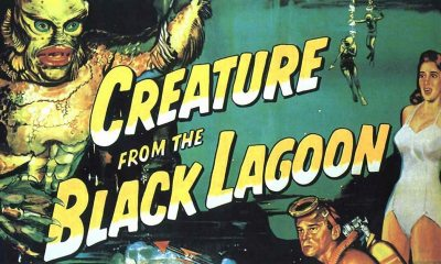 Creature From The Black Lagoon - Max Landis Working on CREATURE FROM THE BLACK LAGOON Remake?