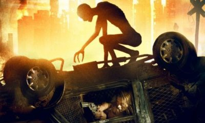 Hostle Poster 1 - Trailer: MAD MAX Meets RESIDENT EVIL in Mathieu Turi's HOSTILE