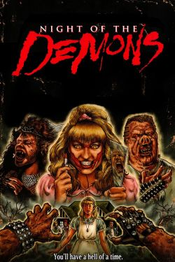 Night of the Demons M - Trailer for Documentary THE PARTY'S JUST BEGUN: THE LEGACY OF NIGHT OF THE DEMONS