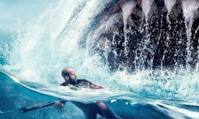 "THE MEG - Screen Rant give THE MEG the ""Honest Trailer"" Treatment"