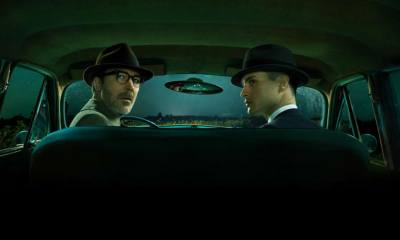project blue book - #SDCC18: History Channel Releases First Trailer for PROJECT BLUE BOOK