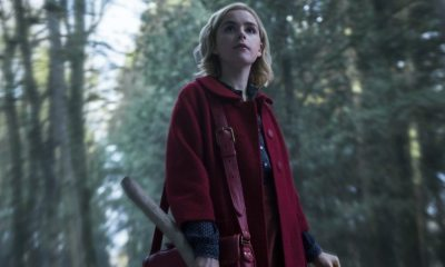 Chilling Adventures of Sabrina 1 - Here's the Trailer for CHILLING ADVENTURES OF SABRINA Holiday Special A MIDWINTER'S TALE
