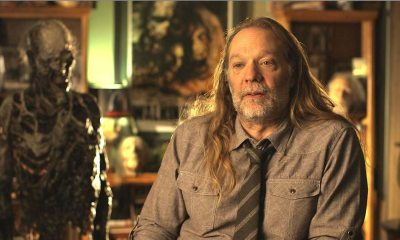 Greg Nicotero - THE WALKING DEAD Director/FX Guru Greg Nicotero Joins Todd McFarlane's SPAWN