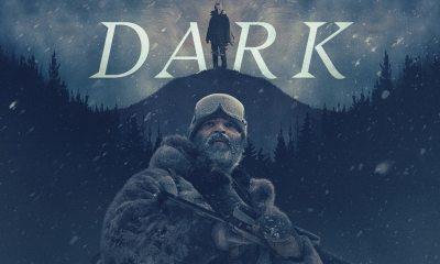 Hold the Dark Poster 1 - Poster & New Stills Try to Survive Netflix's HOLD THE DARK