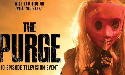 Purge TV poster - Five Things To Know Before Going Into The Purge TV Show