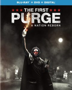 The First Purge 240x300 - THE FIRST PURGE Reborn on Blu-ray this October