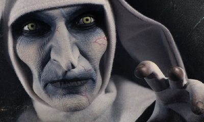 The Nun 6 1 - Mezco's THE NUN Doll May Be Scarier Than the Movie Itself