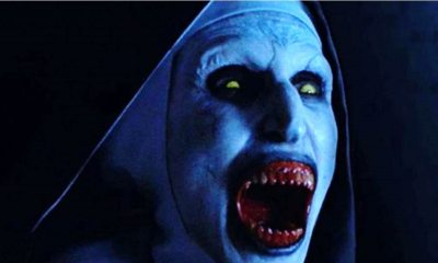 The Nun Conjuring 2 - Has THE NUN's Valak Been Lurking Around THE CONJURING Franchise Since the Very Beginning?