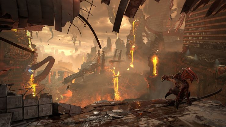 doometernal 6 - 6 Reasons We're Hella (Get it?) Excited for DOOM: ETERNAL
