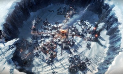 frostpunk featured 1 - FROSTPUNK Review - Apocalypse Done Depressing